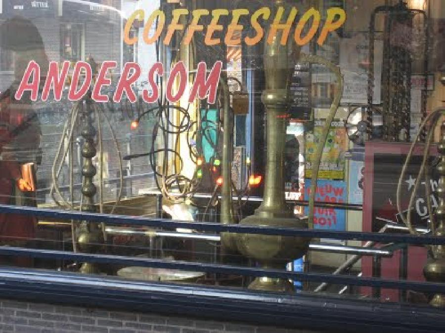Andersom coffee shop