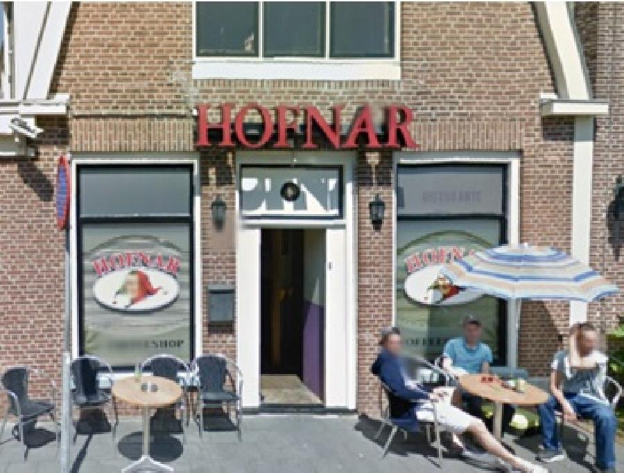 De Hofnar coffee shop