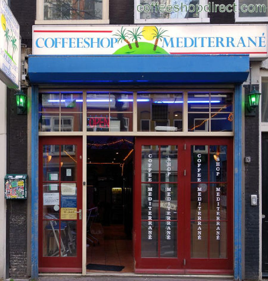 Mediterranee coffee shop