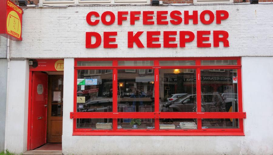 De Keeper coffee shop